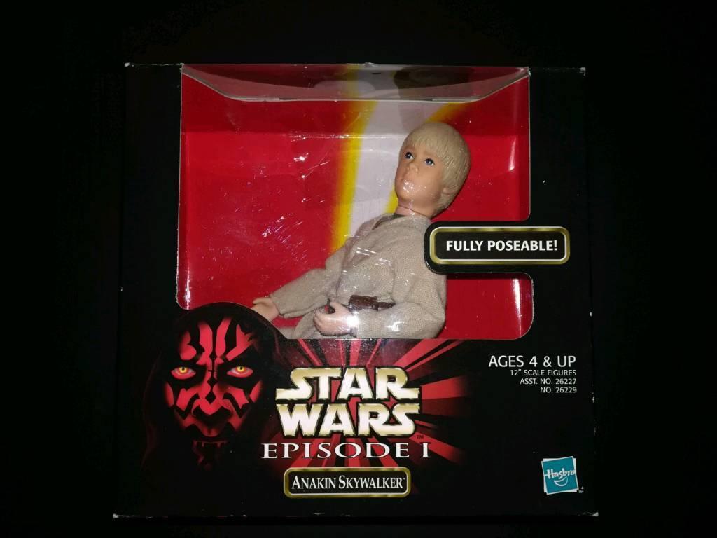 Star wars 12 inch series anakin figure