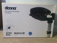 Doona ISOFIX Base. Brand new boxed item. Unopened.