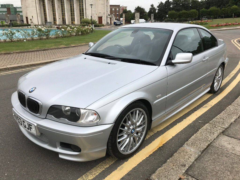 2003 Bmw 330ci E46 M Sport Coupe Auto Very Good Condition Vgc Hpi Clear E36 E30 E60 E39 In