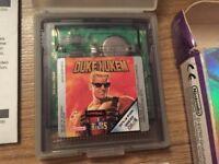Duke Nukem Gameboy Colour Game - Mint & BOXED