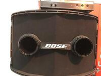 Bose 402s & 802s & Crown amp for sale VGWC