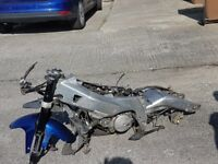 Aprilia Rs125 spare or repair