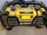 Dewalt radio dc013