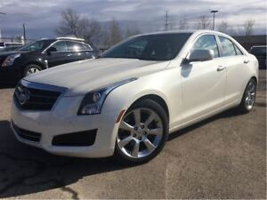 2014 Cadillac ATS 2.0L Turbo Luxury LEATHER MOONROOF