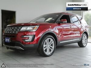 2016 Ford Explorer Limited AWD--LTD-LOADED-NEW PRICE