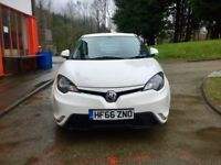 MG 3 Form Sport Hatchback Low mileage
