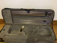 Used Hard Viola case