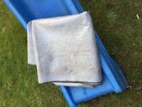 Hot tub insulation mat