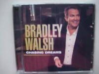 NEW - BRADLEY WALSH CD - CHASING DREAMS - NEW RELEASE - (Kirkby in Ashfield)