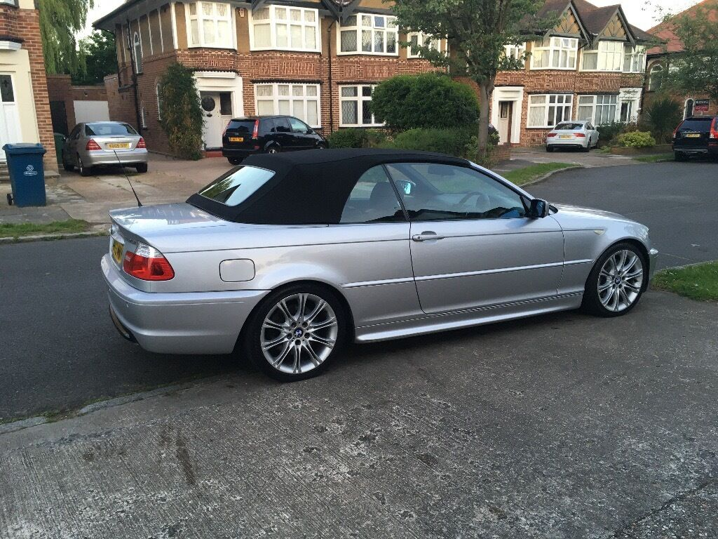 bmw e46 330ci convertible m sport automatic in neasden london gumtree. Black Bedroom Furniture Sets. Home Design Ideas