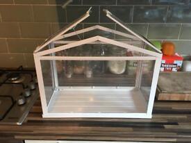 Ikea Socker Mini Greenhouse
