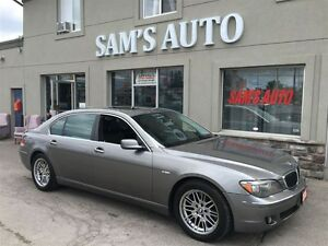 2006 BMW 7 Series 750Li CERTIFIED & E-TESTED 2YEAR WARRANTY