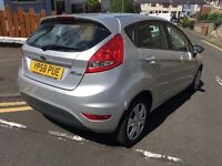 CHEAP 2008 FORD FIESTA 1.4 TDCI ( NEW SHAPE £20 YEARLY TAX) £2695