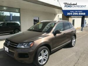 2014 Volkswagen Touareg Highline AWD*Leather/Sky Roof/Navigation
