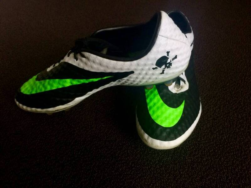 nike hypervenom phantom fg gr 47 5 np 185 00 gebraucht in niedersachsen verden ebay. Black Bedroom Furniture Sets. Home Design Ideas