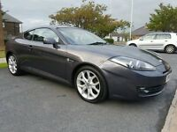 2008 58 REG HYUNDAI COUPE TSIII 2.0 16V, HPI CLEAR, FACE LIFT FINAL SPEC MODEL, GOOD CONDITION