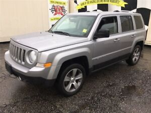 2016 Jeep Patriot High Altitude, Auto, Leather, Sunroof, 4x4