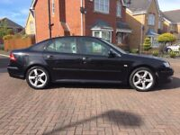2006 SAAB 9-3 2.0 TID VECTOR 4DR BLACK AMAZING CONDITION GREAT HISTORY