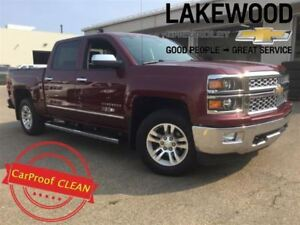 2014 Chevrolet Silverado 1500 LTZ 4x4 Crew (Colored Touch Screen