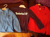 Timberland Long sleeve polos