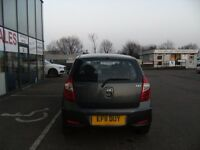 2011 11 HYUNDAI I10 1.2 ACTIVE 5D 85 BHP **** GUARANTEED FINANCE **** PART EX WELCOME ****