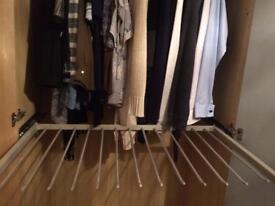 Ikea Komplement Pull Out Trouser Rail
