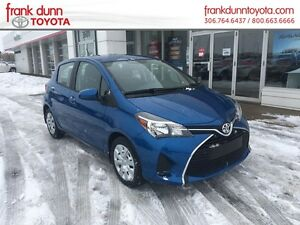 2016 Toyota Yaris 5dr HB Auto LE ***INCLUDES WINTER TIRES, RIMS,