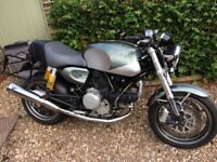 Ducati GT1000 Sport Classic, Upgraded Suspension, Recent Full service and Extra Parts