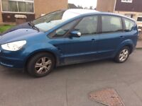 7 seater smax disel with full service history