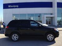 2012 Hyundai Santa Fe GL***AWD V-6***ACCIDENT FREE***LOCAL TRADE