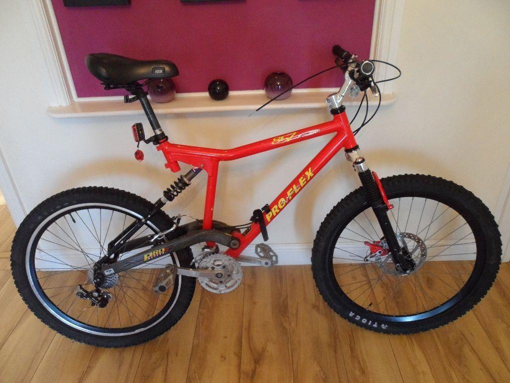 Retro Proflex 857 1997 Model Mountain Bike Quality Bike