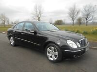 (55) Mercedes E320 CDi Avantgarde, 7 G-Tronic Auto, Full Mercedes History,not audi a6, bmw 520