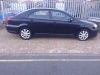 2008 57 REG Toyota Avensis 2.0 D-4D★★★DIESEL★★★1 COMPANY OWNER★★★AIR CON★★★6 SPEED★★★