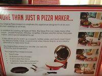 The Original Pizza Maker / Health Grill