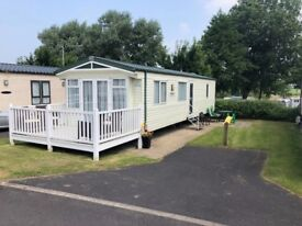 Willerby Salisbury- 2 Bedroom-inc Decking- Marton Mere Holiday Village- Blackpool