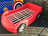 Little Tykes Roadster bed