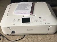 Cannon Pixma MG6400 series printer