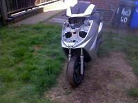 Piaggio x7 125 spares or repair