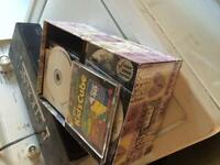 Free box of old PC games