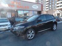 2011 Nissan Murano Beautiful LE AWD V6 Leather Sunroof Backup Ca