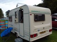 wanted touring caravan