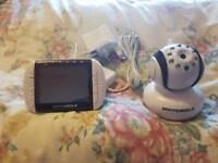 Motorola baby monitor MBP36