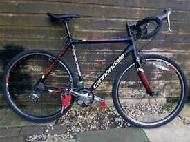Cannondale CaadX Cyclocross Road Bike/ 54cm /