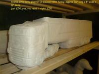 3ft long scania artic lorry planter