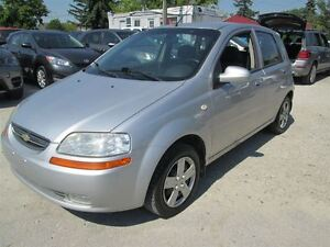 2008 Chevrolet AVEO 5 LS**CERT & 3 YEARS WARRANTY INCLUDED****