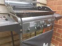 Gas barbeque idea for summer