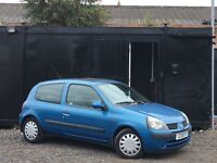 ★ RENAULT CLIO 1.5 DCi EXPRESSION + DIESEL + LOW ROAD TAX ★