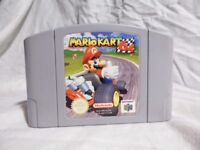 Mario Kart 64 Nintendo 64 N64