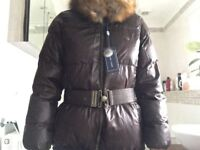 Womans down jacket