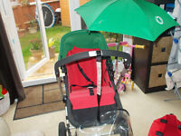 Very good condition Pushchair Bugaboo Cameleon, prefect from birth till toddler